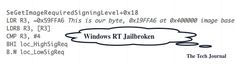 Windows RT Jailbreak Tool Is Now Available Online For Free - As we reported earlier about an hack which enable running any unsigned apps in Windows RT. But that hack was not for just any user. Now here comes a real Jailbreak. Read details inside. [Click on Image Or Source on Top to See Full News]
