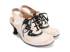 I want these so badly my teeth hurt. But if I'm only going to buy myself one pair of Fluevogs, is this practical?