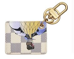 In LVoe with Louis Vuitton: Louis Vuitton First LVook: Illustration Key Rings & Bag Charms