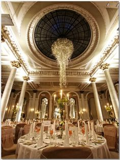 Our Beautiful Kings Hall The George Hotel