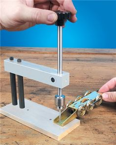 Drill  /Tap Holder for Press-It / Sensi-Press