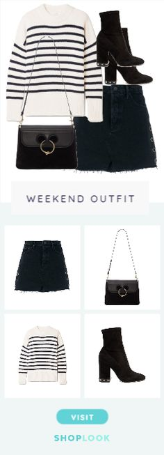 1 created by theeuropeancloset on ShopLook.io perfect for Weekend. Visit us to shop this look.
