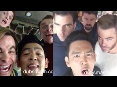 The STAR TREK BEYOND Cast Really Love Dubsmash