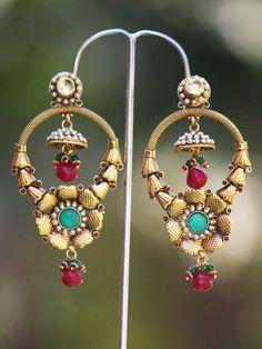 Designer Ethnic earrings