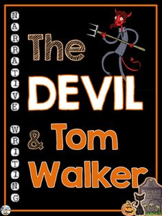 The devil and tom walker essay