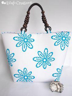 Beach bag with coordinate pouch | Flickr – Condivisione di foto!