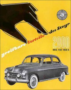 STEYR 1956, Austria