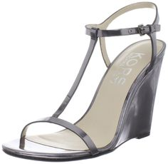 KORS Michael Kors Women's Ruby Wedge Sandal - more color options