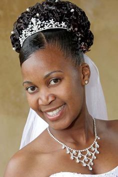 wedding hairstyles for black women - Google Search