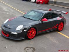 What Do a Ton of High End Porsche Cars Look Like in Mexico?