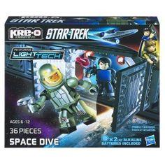 Custom Designed Minifigure Star Trek Set Of Six Kirk etc Printed On LEGO Parts