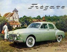 1954 Renault FrÔøΩgate