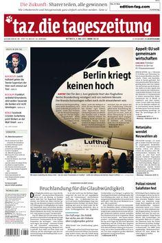 Berlin Brandenburg #typography