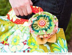 flower embellishment tutorial
