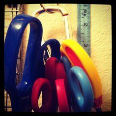Scissors, scissors, everywhere...