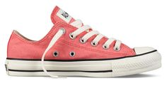 Converse Chuck Taylor All-Star Low - Stonewashed Canvas- Love this color.