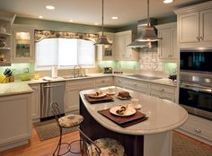 Cornerstone Kitchens in Maple - Canyon Creek