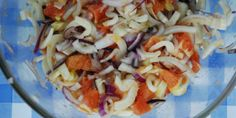 David Rocco's Orange Fennel Salad
