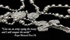The Miraculous 54-Day Rosary Novena