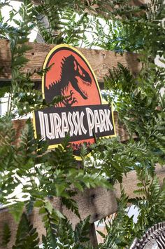 Jurassic Park Birthday Party Ideas | Photo 1 of 22 | Catch My Party