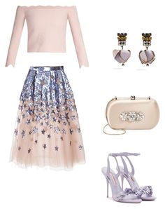 """stylish"" by marimema on Polyvore featuring Marni, Alexander McQueen and Badgley Mischka"
