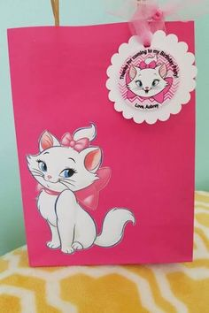 marie cat birthday party supplies