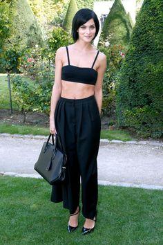 Leigh Lezark at #Dior