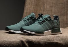Image result for green nmd r1