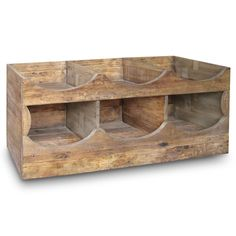 Loving this vintage looking Cubby Chest. What a great little addition for a garage and mudroom for boots and other undesirably muddy items.