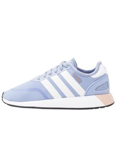 adidas Originals N-5923 - Sneakers - chalk blue/footwear white - Zalando.se