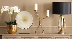 Take a look at the Table Lamps at LuxDeco.com