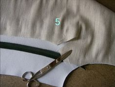 Sewing Techniques Advanced The Great Coat Sew-Along: Shaping the Lapels and Collar: a tutorial from Paco Peralta Sewing Men, Sewing Coat, Love Sewing, Sewing Clothes, Easy Sewing Projects, Sewing Hacks, Sewing Tutorials, Sewing Tips, Tailoring Techniques