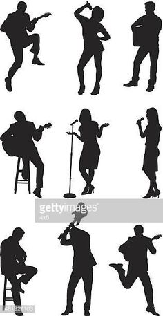 Rock stars singing and playing. Pencil Art Drawings, Illustrations, Companion Gardening, Singing, Rock, Stars, Musicians, Movie Posters, Character