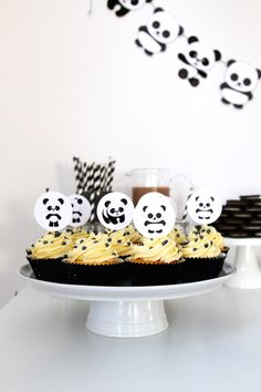 Panda Bear themed birthday party via Kara's Party Ideas | KarasPartyIdeas.com (17)