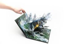 Visionaire 55: Magazine Turned Pop-up Book - PSFK