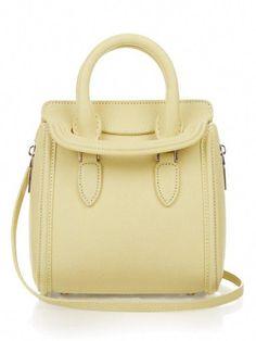 d3803217cc0 ALEXANDER MCQUEEN Heroine Mini Grained-Leather Bag. #alexandermcqueen #bags  #shoulder bags