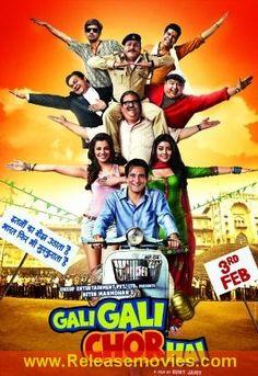 Gali Gali Chor Hai 2012 Movie Download Free   Watch Online Gali Gali Chor Hai 2012 Movie Free – Release Movies