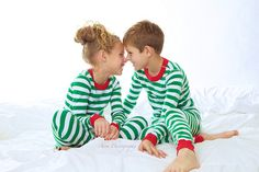 Children Christmas Pictures, little elves photos, pictures in pajamas, siblings pictures, brother and sister, children posing, kids playing, Christmas photography, fashion kids, Photo ideas, Aiva Photography of Atlanta