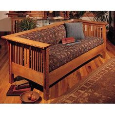 Arts and Crafts Mission Sofa and Chair Woodworking Plan, Indoor Home Furniture Project Plan WOOD Store Arts And Crafts Furniture, Arts And Crafts House, Diy Furniture Plans, Woodworking Furniture, Teds Woodworking, Furniture Projects, Home Furniture, Wood Projects, Furniture Stores