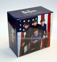 WORLD EXCLUSIVE: First Pictures / The Beatles U.S. Albums box set