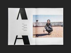 Lookbook AW 2013 - Serras 1919 by Marta Serras, via Behance