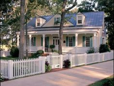 southern style cottages | Southern+Cottage+Style+House+Plans | Quail Ridge Cottage Home Plan ...