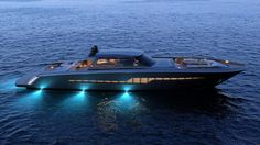 CNM Yachts Is Currently Working On The Continental 110