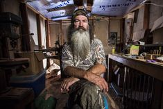 'Duck Dynasty' star Phil Robertson backing Cruz in Louisiana Phil Robertson, Citizens United, Chain Of Command, Follow The Leader, Duck Commander, Popular Series, Reality Tv Stars, I Hate People, Duck Dynasty