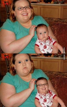 Best face swap ever...scary