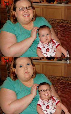 Best face swap ever...