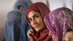 Afganistan women face