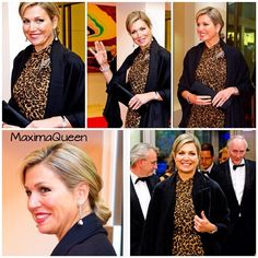 13-05-2014  Queen Maxima at the King Willem I award at De Nederlandsche Bank in Amsterdam.