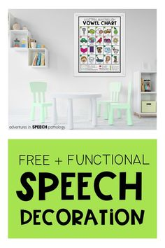 Are you looking for something to go on your speech therapy bulletin board, or add functional decoration to your therapy room? These free, bright vowel posters can be printed at various sizes, and have IPA for North American English and Australian English. Free download! Articulation Therapy, Articulation Activities, Speech Therapy Activities, Language Activities, Australian English, American English, Speech Language Pathology, Speech And Language, Childhood Apraxia Of Speech