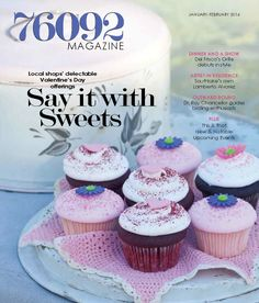 76092 Magazine, Spring 2014